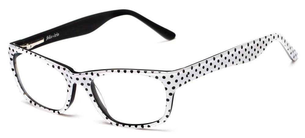 ea0b1e5957 Laurel Polka Dot Glasses