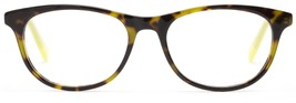 Angle of Avery in Lime Tortoise + Chartreuse, Women's and Men's