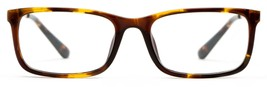 Angle of Bolton in Hickory Tortoise + Gold, Women's and Men's