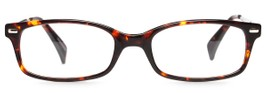 Angle of Cunningham in Tortoise, Women's and Men's