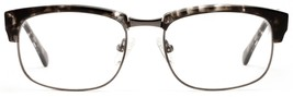 Angle of Dunn in Smoke Tortoise + Gunmetal, Women's and Men's