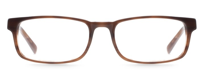 Angle of Garver in Marbled Brown, Women's and Men's