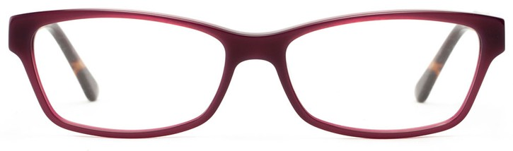 Angle of Harper in Plum + Tortoise, Women's and Men's