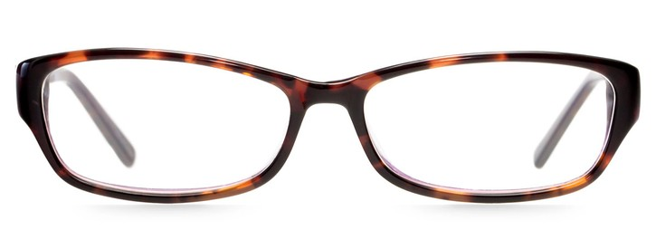 Angle of Kelly in Tortoise + Plum, Women's and Men's