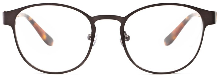 Angle of Libertine in Gunmetal + Tortoise, Women's and Men's