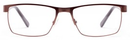 Angle of Nelson in Matte Brown, Women's and Men's