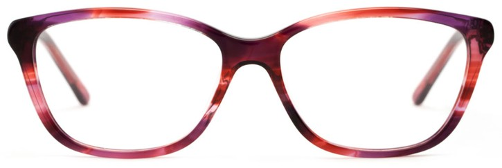 Angle of Rose in Marsala Tortoise, Women's and Men's