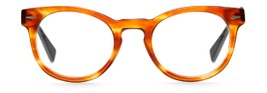 Angle of Wolcott in Caramel Tortoise, Women's and Men's